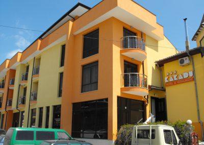 """Hotel """"Kakadu"""" town of Kavarna 12"""