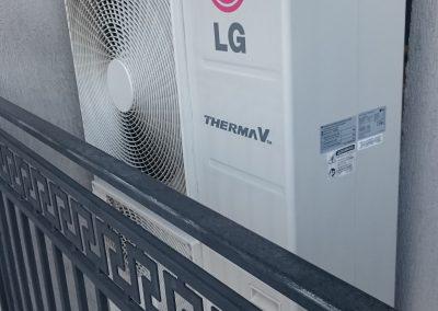 """Система за централно отопление и климатизация офис """"Алта Ойлс""""гр.Казанлък"""