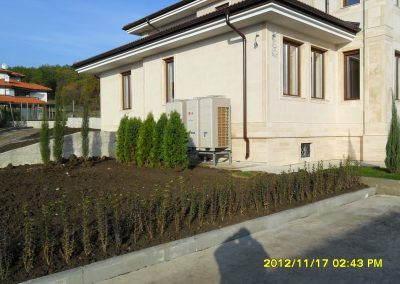Еднофамилна жилищна сграда – с. Кошарица
